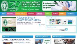 Colegio Médico de El Salvador