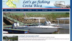 Let´s go fishing Costa Rica