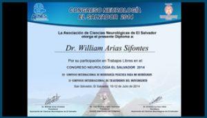 Diploma de Neurología 2014 Trabajos Libres