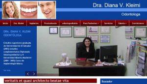 Dra. Diana V. Kleimi