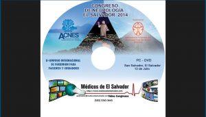 Etiqueta DVD Congreso de Neurología 2014
