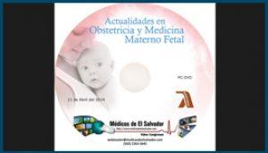 Etiqueta DVD Actualidades en Obstetricia
