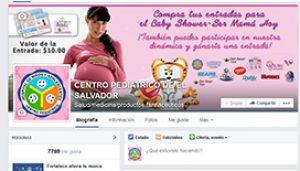 Fan-page Centro Pediátrico de El Salvador