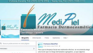 Fan page Farmacia Medipiel