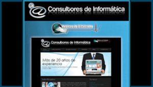 Flyer Consultores de Informatica