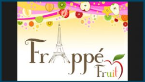 Flyer Frappé Fruit