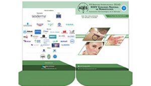 Folder XXXV Congreso Nacional de Dermatología