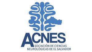Logo Asociación de Ciencias Neurológicas de El Salvador