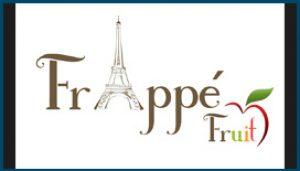 Logotipo para Frappé Fruit