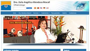 Dra. Zoila Angélica Mendoza Macall