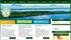 Asociación de Medicina Interna de El Salvador