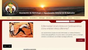 Asociación de Nefrología e Hipertensión Arterial de El Salvador
