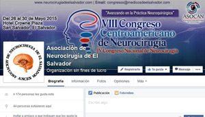 Fan page Asociación de Neurocirugía