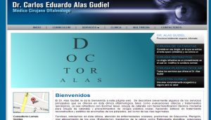 Dr. Carlos Eduardo Alas Gudiel