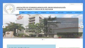 Asociación de Otorrinolaringología, Broncoesafagología y Cirugía de Cabeza y Cuello de El Salvador