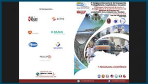 Programa Congreso Nacional de Emergencias 2016