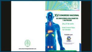 Programa Congreso de Endocrinología 2015