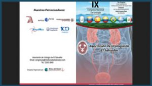 Programa IX Congreso Nacional de Urología 2015