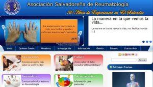 Asociación Salvadoreña de Reumatología