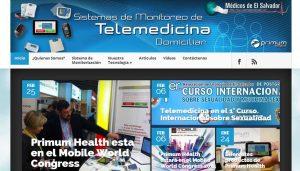 Telemedicina El Salvador